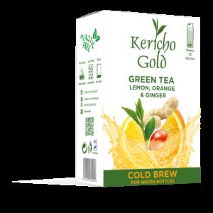 Green Tea Lemon,Orange & Ginger