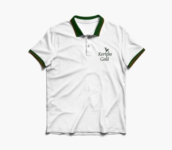 Kericho Gold Polo T-Shirts